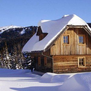 AAG-STM Lachtal Hütte/Hut 10 Pers.