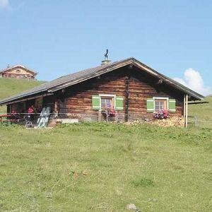 ANI-SBG Lofer Hütte/Hut 8 Pers.