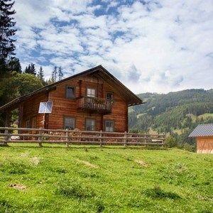 AST-SBG St. Johann/Pongau Hütte/Hut 8 Pers.