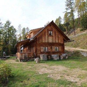 BER-SBG Prebersee Hütte/Hut 8 Pers.