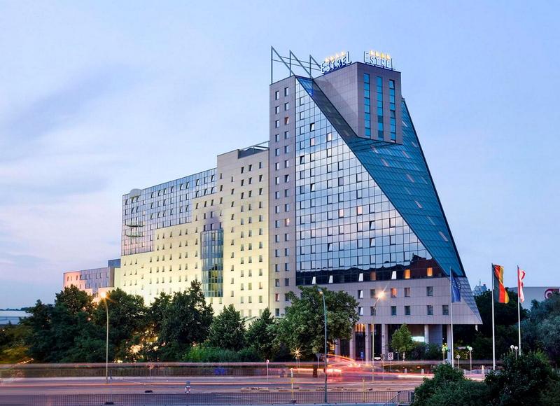 Estrel Hotel Berlin  Superior