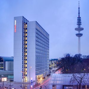 InterCity Hotel Hamburg Dammtor Messe