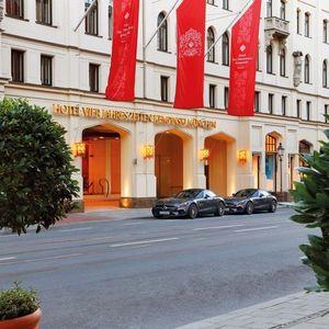 Hotel Vier Jahreszeiten Kempinski München  S