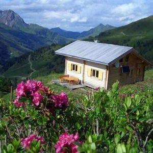 DER-SBG Neukirchen Hütte/Hut bis 8 Pers.