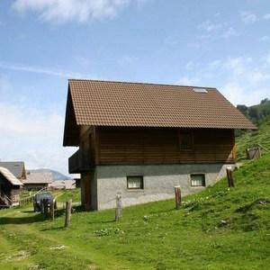 DIZ-KTN St. Stefan im Gailtal Hütte/Hut 8 Pers.