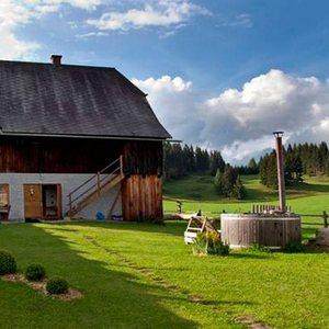 EGA-STM Neumarkt/Stmk Hütte/Hut 4 Pers.