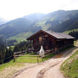 EHA-SBG Mühlbach/Großvenediger Hütte/Hut 7 Pers.