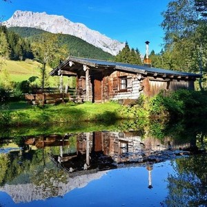 FIS-STM Ramsau/Dachstein Hütte/Hut 6 Pers.