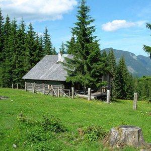 GAM-OOE Gosau Hütte/Hut 10 Pers.