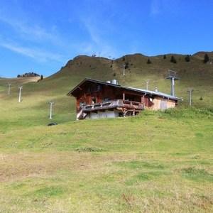 GAN-TIR Kitzbühel Hütte/Hut 6 Pers.