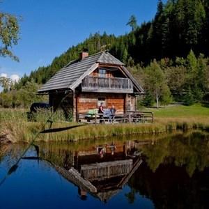 GES-STM Lachtal Hütte/Hut bis 4 Pers.