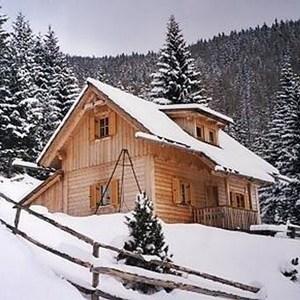 GLA-STM Hinteregg-Oberwoelz Hütte/Hut 6-9 Pers.