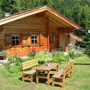 GRO-SBG Neukirchen Hütte/Hut 6 Pers.