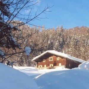 HEU-SBG Unken Hütte/Hut 16 Pers.