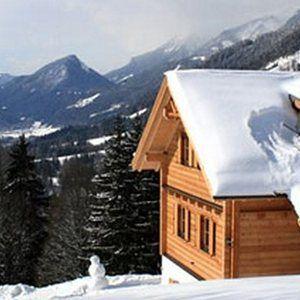 ICH-STM Aich Hütte/Hut 10 Pers.