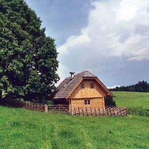 IPO-KTN Klippitztörl Hütte/Hut 6 Pers.