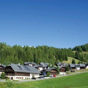 Feriendorf Kirchleitn Dorf Großwild