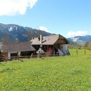 KAM-STM Region Murau Hütte/Hut bis 8 Pers.