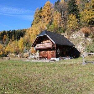 KAT-STM St. Kathrein Hütte/Hut bis 6 Pers.