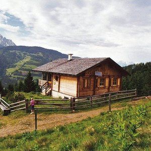 LET-SBG St. Veit im Pongau Hütte/Hut 7 Pers.