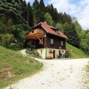 LIM-KTN Frantschach Hütte/Hut bis 5 Pers.