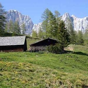 LIT-STM Ramsau/Dachstein Hütte/Hut 10 Pers.
