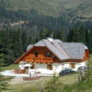 LUX-STM Lachtal Hütte/Hut 10 Pers.