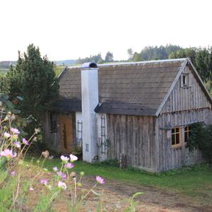Hütte Rastenfeld bis 6 Pers.