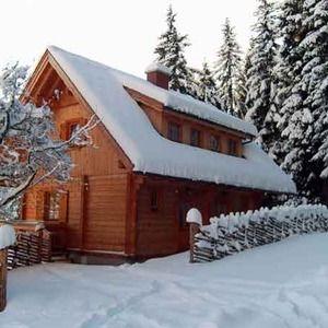 OST-KTN Wolfsberg Hütte/Hut 6 Pers.