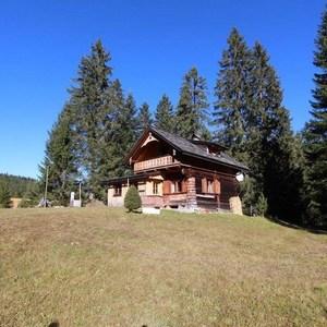 PAU-OOE Gosau Hütte/Hut 8 Pers.