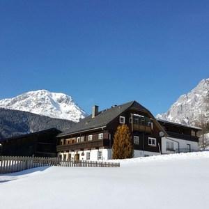 RAM-STM Ramsau/Dachstein Hütte/Hut 35 Pers.