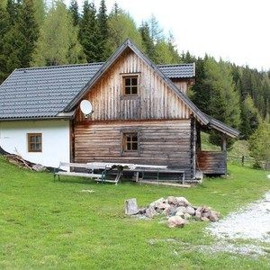 REI-STM Lachtal Hütte/Hut 12 Pers.