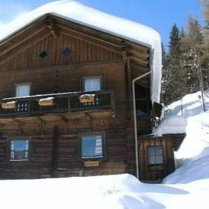 SAB-SBG Forstau Hütte/Hut 10 Pers.
