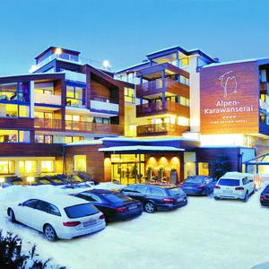 Time Design Hotel Alpen-Karawanserai  Superior
