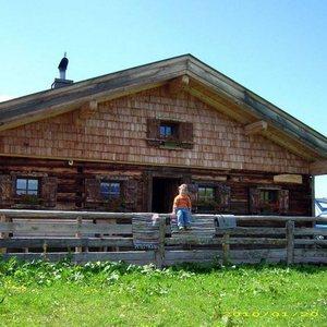 SID-SBG Lofer Hütte/Hut 8 Pers.