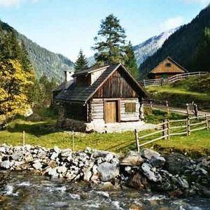 SOL-STM Naturpark Sölktal Hütte/Hut 2 Pers.