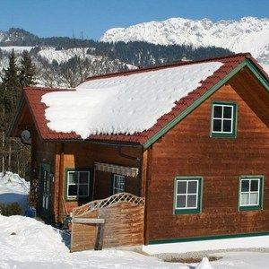TAG-STM Pruggern Hütte/Hut 9 Pers.
