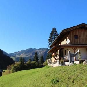 TAL-SBG Heutal Hütte/Hut 8 Pers.