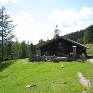 TEN-SBG Filzmoos Hütte/Hut bis 10 Pers.
