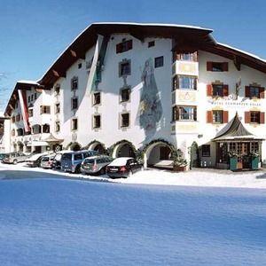 Schwarzer Adler Kitzbühel Wellness-SPA Hotel Sup.