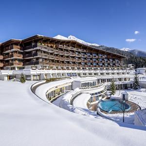 Krumers Alpin & Spa Resort  Superior