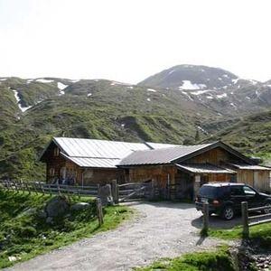 TRA-SBG Neukirchen Hütte/Hut 10 Pers.