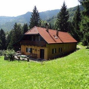 URM-OOE Reichraming Hütte/Hut 14 Pers.