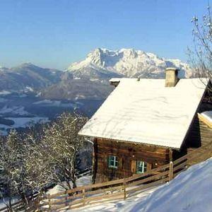 WEF-SBG Werfen Hütte/Hut 8 Pers.