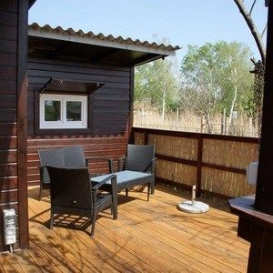 WEI-BGL Weiden am See Hütte/Hut bis 3 Personen