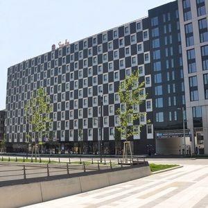 Star Inn Premium Wien Hauptbahnhof, by Quality