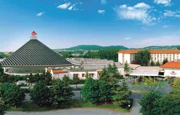 Austria Trend Eventhotel Pyramide  Vösendorf