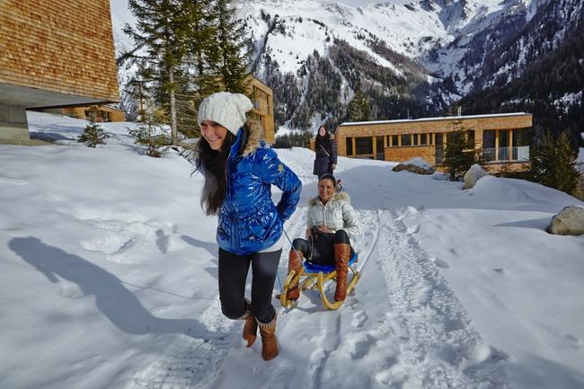 Skiurlaub der Extraklasse