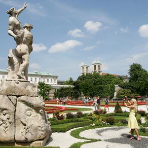 Mozart tour in Salzburg