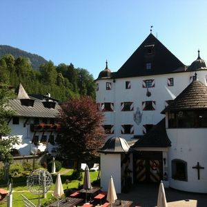 15% Frühbucherbonus im Family Hotel Schloss Rosenegg ****